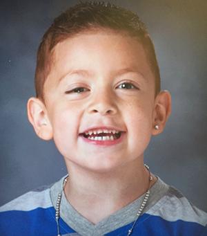 Austin Ramos - Junior's Superhero Scholarship